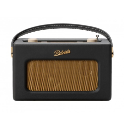 Revival RD70 DAB digital radio, H16 x W25.2 x D10.4cm, Black