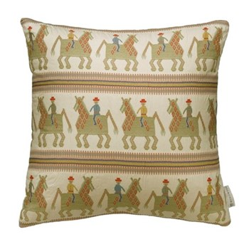 Caballo Cushion, 60 x 60cm, multi