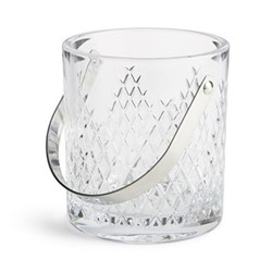Barwell Ice bucket, clear