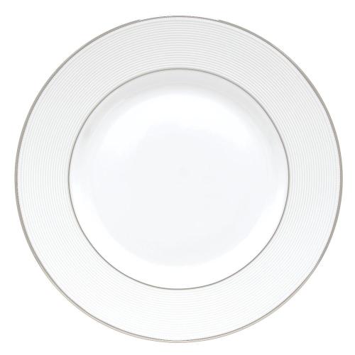 Opal Innocence Stripe Dinner plate, 27cm