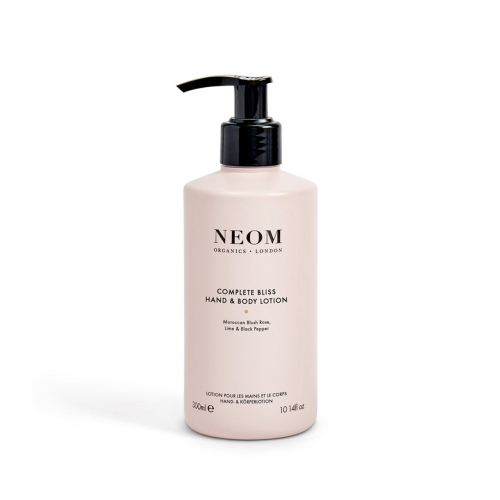 Scent to De-Stress, Complete Bliss Body & Hand Lotion, 300ml, Pink