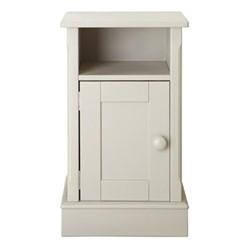 Charterhouse Bedside cabinet, H72 x W42 x D35cm, taupe