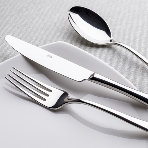 Aquila 7 piece cutlery set, Mirror Finish Polished