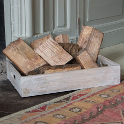 Fish crate Wooden crate, 51 x 33 x 9.5cm