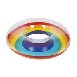 Pool ring rainbow 112 x 112 x 35 cm