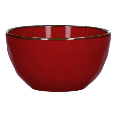 Concerto Set of 3 tapas bowls, Dia11cm, Fire Red