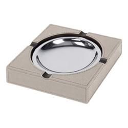 Trafalgar Square ashtray, 15.5cm, grey