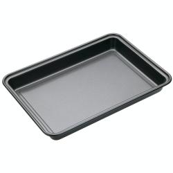 Brownie pan, sleeved, 34 x 20 x 4cm