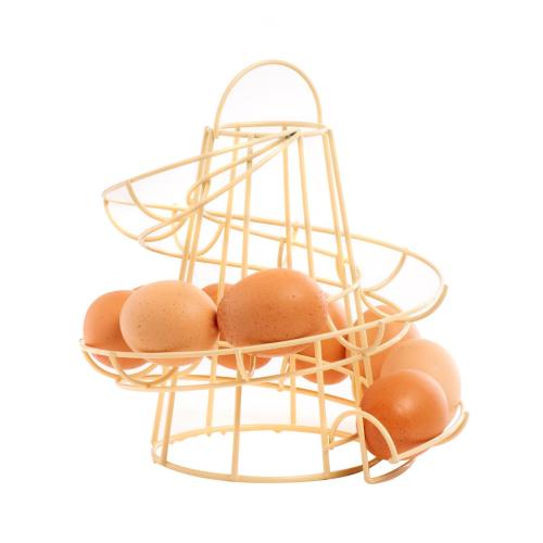 Helter Skelter Egg store, Cream