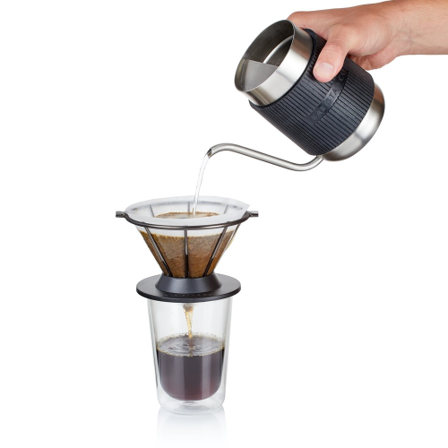 Corral Pour over coffee maker, Steel