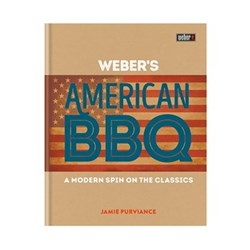 Weber new american barbecue (uk) cookbook