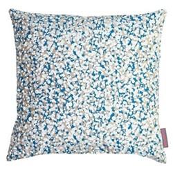 Garland Cushion, 45 x 45cm, pebble/steel