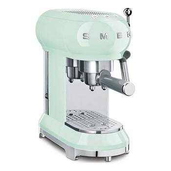 50's Retro Style Espresso machine, pastel green