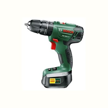 PSB 1800 Cordless hammer drill, 18V Lithium-ion battery, green