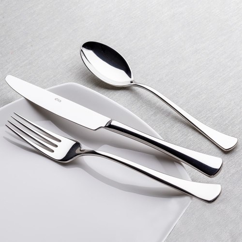 Aquila 24 piece cutlery set, Mirror Finish Polished