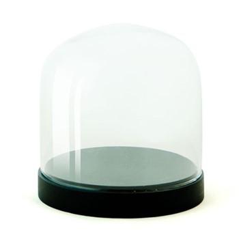 Pleasure Dome Small display case, W12.5 x H13cm, black