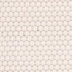 Rope Polypropylene indoor/outdoor rug, W76 x L244cm, ivory