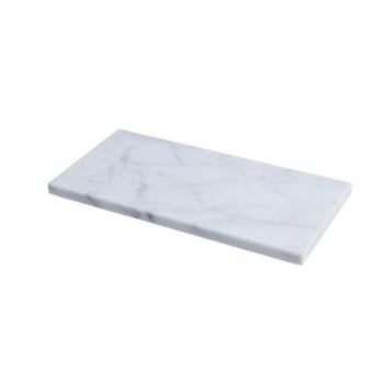 Large marble chopping board H2 x L46 X W20cm