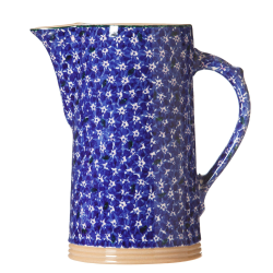 Lawn XL jug, H26cm, Dark Blue