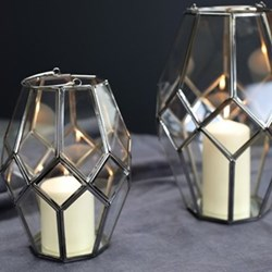 Small lantern D26 x 20cm