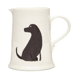 Labrador Very useful jug, H12cm