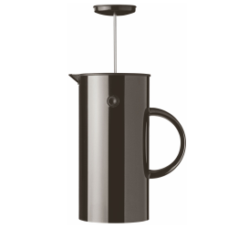 EM by Erik Magnussen French press coffee maker, H21cm - 1 litre, black