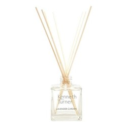Lavender Garden Reed diffuser, 170ml, clear