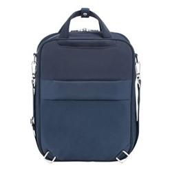 "B-Lite Icon Backpack for 15.6"" laptop, 40 x 30 x 10/15cm, dark blue"