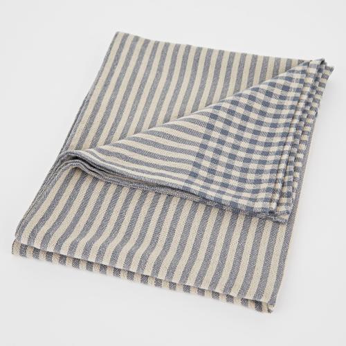 Toulouse Tablecloth, W160 x L250cm, Blue