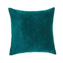 Jaipur Cushion, 45 x 45cm, peacock