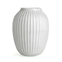 Hammershoi Vase, H25 x W20cm, white