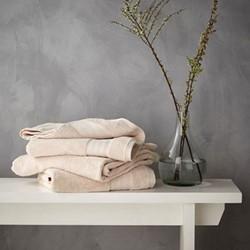 Egyptian Cotton Bath towel, 70 x 127cm, natural