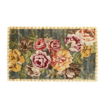 Bloomsbury Garden Garden rug, L152.4 x W91.44cm, multi
