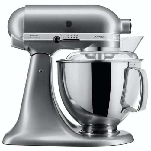 Artisan Stand mixer, 4.8 litre, Contour Silver