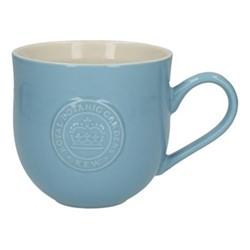 Richmond Mug, H10cm - 500ml, light blue