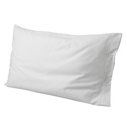 Pillow, 50 x 75cm, silk/polyester