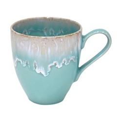 Taormina Set of 6 mugs, 41cl, aqua