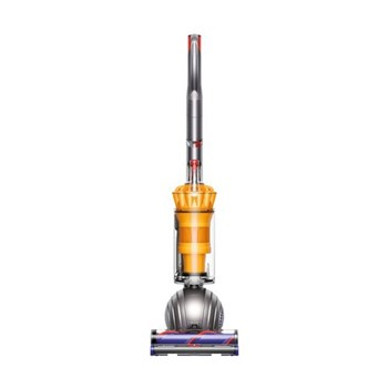 Light Ball Multifloor bagless upright vacuum cleaner, 700W, iron/yellow