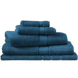 Egyptian Cotton Luxury Hand towel, 50 x 100cm, Kingfisher