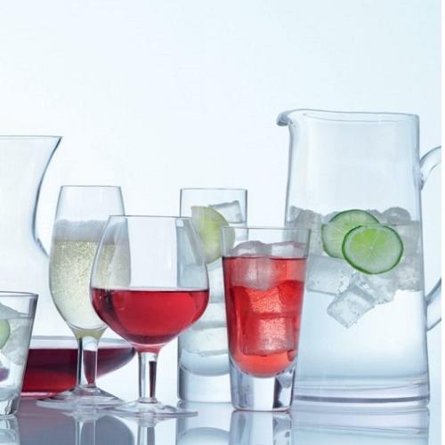Bar Tapered jug, 1.9 litre, clear
