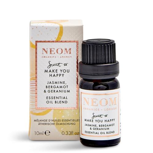 Jasmine, Bergamot & Geranium Essential Oil Blend, 10ml