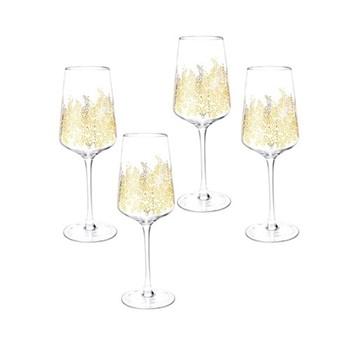 Set of 4 wine glasses 0.26 Litre