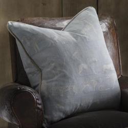 Kingdom Cushion, H55 x W55cm, Powder