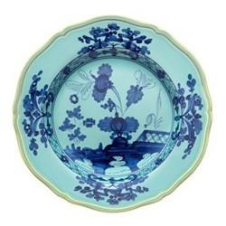 Oriente Italiano Plate, 26.5cm, iris