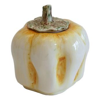 Clorofilla Pepper canister, H16cm, multi