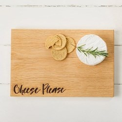 Serving board 30 x 20 x 2.5cm