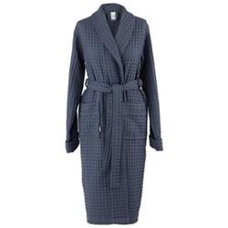 Viggo Bath gown, large, denim