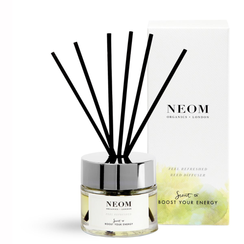 Scent to Boost Your Energy Diffuser, 100ml, White