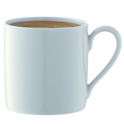 Dine Set of 4 mugs, 340ml, white