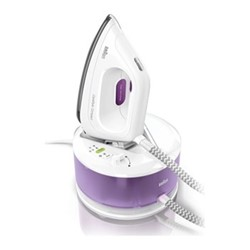 CareStyle Compact - IS2044 Steam generator iron, 2.2kW, white & violet